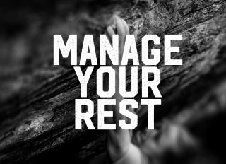Bloc Shop | Climbing Blog | Image Manage your rest